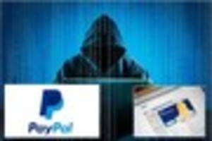 action fraud issue warning over new fake paypal email scam