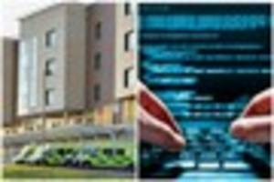 Royal Stoke University Hospital looks to cyber security expert...