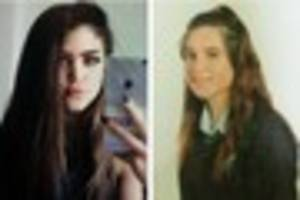 appeal launched to find devon schoolgirls jessica elgie and...