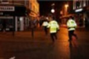 clacton man kicked in head and left unconscious in robbery