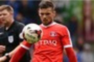 charlton athletic's ex brighton star jake forster-caskey makes...