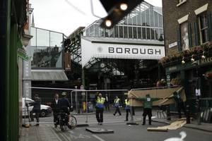 Borough Market To Reopen After London Bridge Terrorist Attack