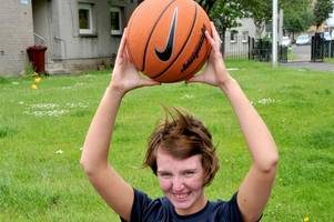 rutherglen basketball player with special needs is selected for special olympic team