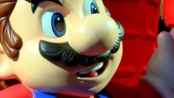 e3 2017: hands-on with super mario odyssey