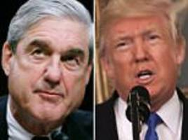 trump: obstruction of justice investigation story is phony
