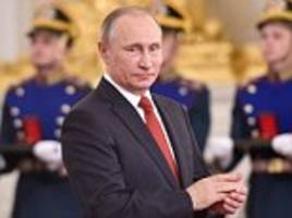 vladimir putin says it is his 'duty' to stop gay marriages