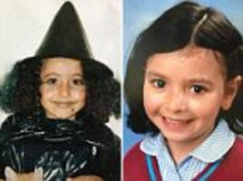 two girls found after fire but baby sister is missing