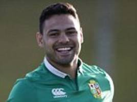 ben te'o to renew double-act with johnny sexton for lions