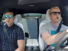 We drove a brand new Tesla Model X from San Francisco to New York — here's what happened