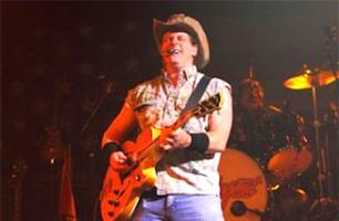 ted nugent, of all people, says it's time to tone down the 'hateful rhetoric'