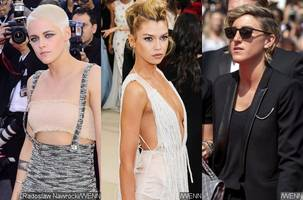 is kristen stewart cheating on stella maxwell with ex alicia cargile?