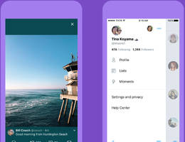 Twitter's latest redesign makes the iOS app look more like Android