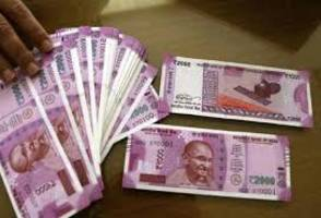 one person held in delhi for printing fake rs. 2,000 notes