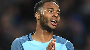 Grenfell Tower fire: Man City winger Raheem Sterling to make donation