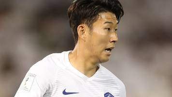 son heung-min: tottenham forward to undergo surgery on fractured arm