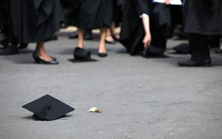 bigger than credit cards: student loan pile reaches £100bn for first time