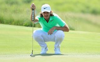 fleetwood in contention after opening round of us open