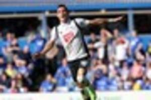 derby county 'reject £7.2m bid' for tom ince