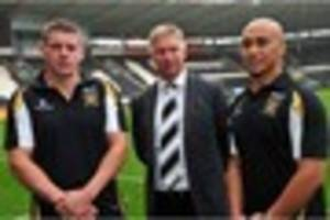 motu tony believes progression of hull fc staff key to success