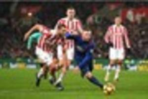 Chief executive puzzled by Wayne Rooney to Stoke City saga