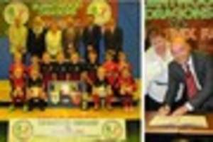 ​Burntwood Dragons & Phoenix Football Club to run Coppy Nook...