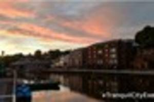Map of urban calm launched in Exeter