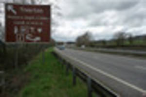 plans to build £5.7million junction on a361 in tiverton...