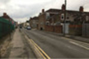 Trio of robbers in Grimsby leave man with bite mark on his ear...