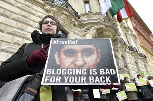 amnesty launches campaign to free saudi blogger raif badawi after 5-year imprisonment