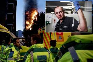 doctor who treated grenfell tower fire victims reveals hidden home danger that could prove fatal in a blaze