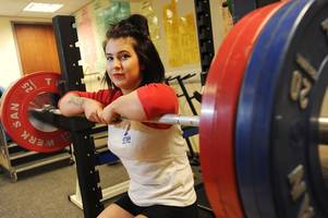 inspirational livingston weightlifter hoping to complete return from health scare by representing scotland at the commonwealth games