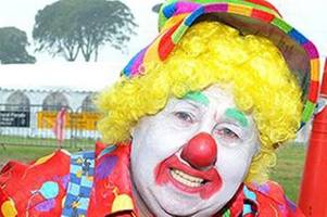 no clowning around for elton john superfan as he prepares to see legend for 59th time!