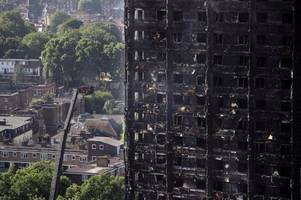 grenfell tower fire death toll rises and it's expected to increase further