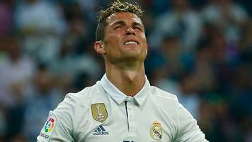 Cristiano Ronaldo 'wants to leave' Real Madrid after being accused of tax fraud