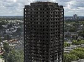 Grenfell Tower witness 'saw 25 die in front of my eyes'