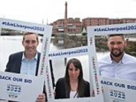 liverpool launch bid to host 2022 commonwealth games