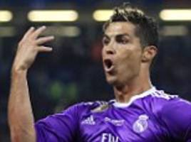 Ronaldo gets Twitter 'offer' to sign for Hertha Berlin