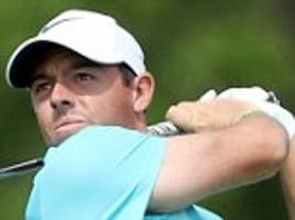 rory mcilroy set to miss us open cut after second-round 71