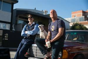 'once upon a time in venice' review: bruce willis private-eye comedy dies. hard.