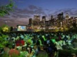 Your Free NYC Outdoor Summer Movie Guide, 2017