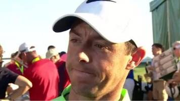 us open 2017: rory mcilroy rues driving after opening 78