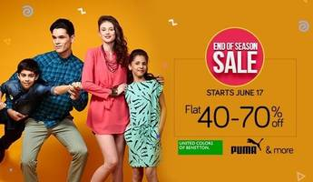 get spoilt for choice with snapdeal's fashion extravaganza end of season sale