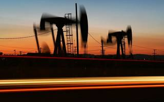 Oil prices rally after trading near seven-month lows