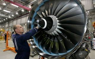 rolls-royce gears up for an improved 2017 after record loss last year
