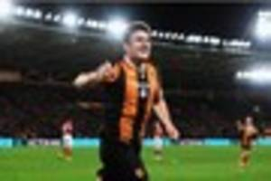 Harry Maguire takes to Twitter to thank Hull City fans after...