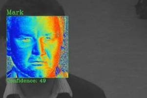 bristol scientists have developed 3d facial recognition technology which could replace credit cards and passports