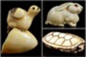 Do you know what netsuke are? They are worth a lot of money