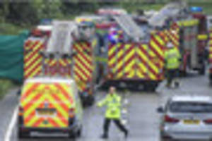 Former policeman says 14 hour closure of A38 after fatal crash...