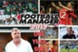 One year on from our Football Manager 2017 simulation - here's...