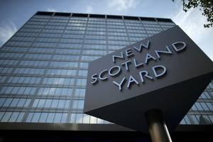 Report: Police Force Unidentified Man With Knife To Ground At New Palace Yard Entrance